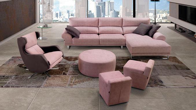 Los tipos de sofás